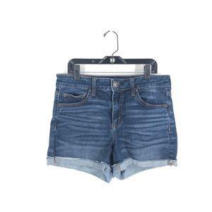 American Eagle | Hi-Rise Jean Shorts 10